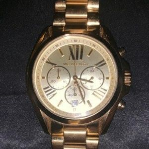Michael Cors gold watch